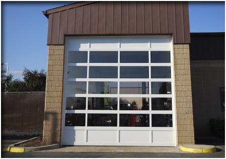DGH Doors Installs Commercial Overhead Doors