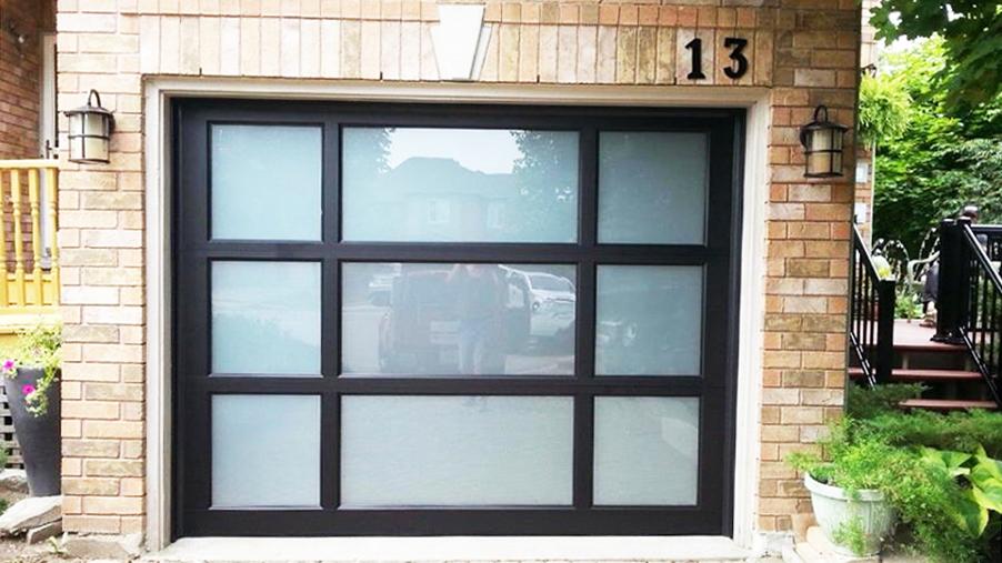 DGH Doors Residential Garage Doors