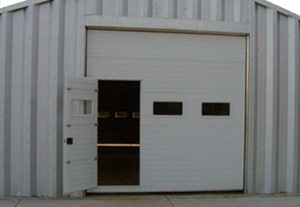 DGH Doors WalkThru Garage Doors